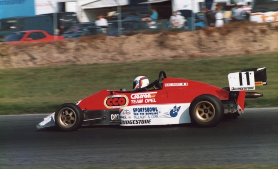 Irish Formula Opel Mondello Park 1991 ... 7 Races - 5 Podiums