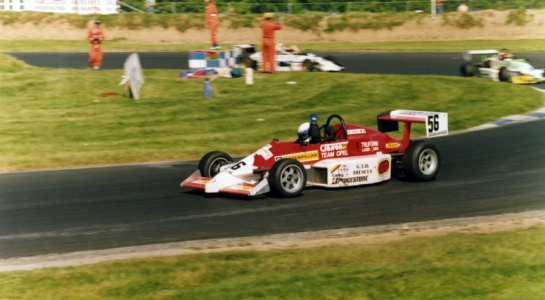 Winning Debut Race at Mondello Park 1991