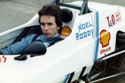 Noels First Year Racing