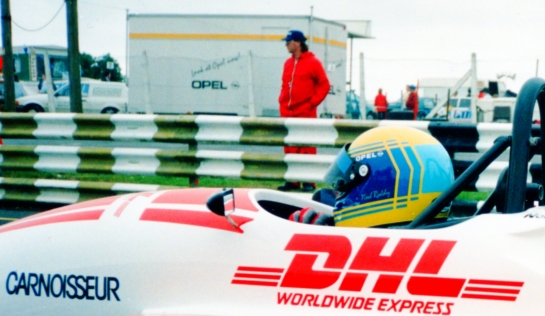 Irish Formula Opel The Mondello Park, 1994