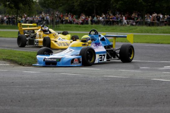 The Phoenix Park Motor Races 2012 Noel Roddy Racing