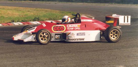 Irish Formula Opel Kirkistown 1991