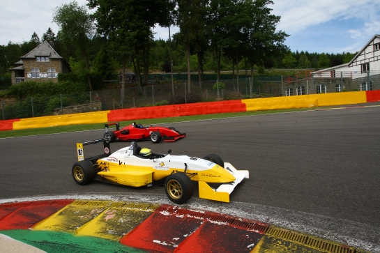 Circuit de Spa-Francorchamps, Belgium - June 2015